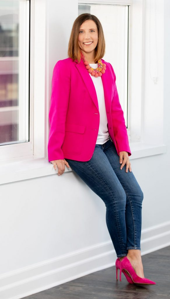 Saramar Group Founder Sarah Marske
